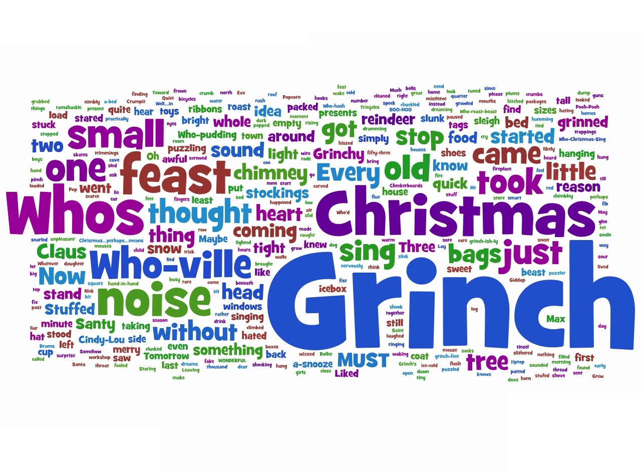 the grinch word search.